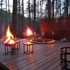 De sauna, Herangtunet Noorwegen