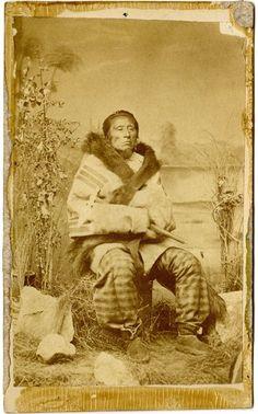 PAWNEE MAN , 1867