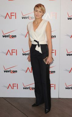 Robin Wright at the 14th Annual AFI Awards. Styling byKemal & Karla.