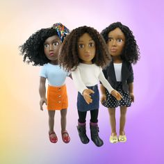 The Latest 'Shark Tank' Success Story Is A Line Of Natural Hair Dolls from essence.com