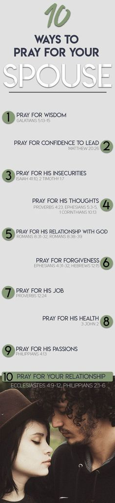 10 ways to pray for your spouse   pray   spouse   christian marriage  marriage   Engagement  dating  prayer