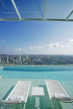 Amazing. #pool #view #heaven