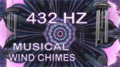 Wind Chimes Relaxation Meditation 432HZ ☯ 20 Minutes. Musical wind chimes relaxation meditation from a real 432 HZ wind chime: http://www.amazon.com/dp/B00UA0M2N8/ #WindChimes #Relaxation #Meditation #432HZ