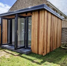 Western Red Cedar Cladding, Garden Office, 10 Days, Bespoke, This Is Us, Shed, Outdoor Structures, Spaces, Room