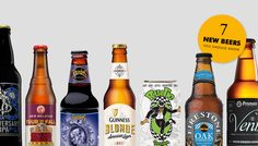 7 New Beers You Should Know | Cool Material
