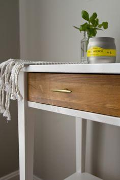 Hemnes nightstand hack