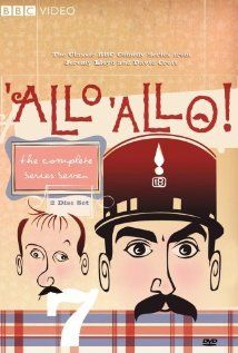 'Allo 'Allo! - Britcom, Small cafe in France during the German Occupation.  Sometimes the entire show is just a set-up for a one-liner at the end.  Silly, but worth it.