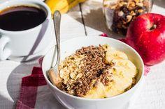Drcení lněná semínka - potravina vhodná nejen ke ztrátě hmotnosti, ale také posílení organismu Acai Bowl, Tacos, Breakfast, Food, Acai Berry Bowl, Morning Coffee, Essen, Meals, Yemek