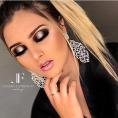 """2,004 curtidas, 5 comentários - Maquiagem Brasill® (@maquiagembrasill) no Instagram: """"🍂🌸🍂Incrivelmente perfeita @ligianeflorencio @ligianeflorencio…"""""""