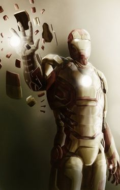 Iron Man - Nicolas Barbera