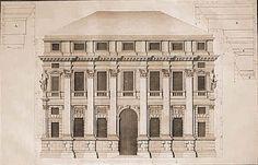 Palazzo Valmarana, Vicenza, 1565, Andrea Palladio