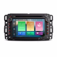 "7"" Octa-Core Android 6.0 OS Aut0 Radio Car DVD for GMC Acadia(Denali)2007-2012&Sierra(Denali)2007-2014&Yukon (Denali)2007-2014"