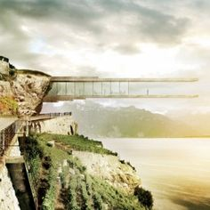 Wine Museum in Lavaux by  Mauro Turin Architectes