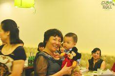 https://www.flickr.com/photos/cuonnroll/albums/72157648148332900   08.10.14 Cuốn N Roll tổ chức sinh nhật bé Tuấn Kiệt