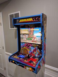 Wallcade Classic Arcade Machine