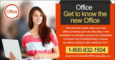 Problems while completing Office installation? Then, quickly get in touch with officesetup and seek Office Setup help to eliminate all the issues from your Office inside a couple of minutes. Simply go to installofficehelp or call on 1-800-832-1504.