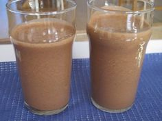 Meat Free Everyday: Chocolate Smoothie - raw and vegan