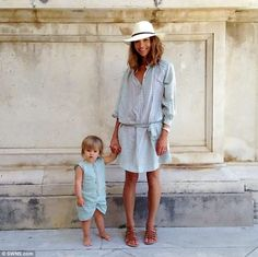 Mother-daughter bond: Courtney, 33, pictured with daughter Marlow, posted the controversia...