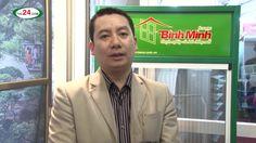 Cửa chống muỗi kiểu mới của Bình Minh - Công ty An Đạt