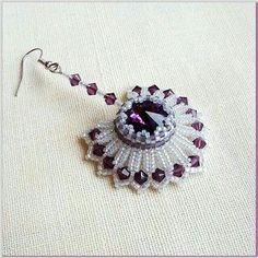 Finish earring