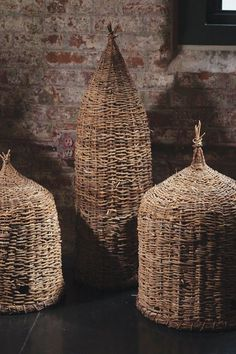 1000 images about bee skeps on pinterest bee skep bees and bee hives - Wicker beehive basket ...
