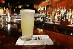21 Club Gin Fizz: A Cocktail to Toast Mad Men's Emmy Nominations