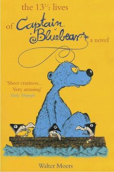 13 1/2 Lives of Captain Bluebear by Walter Moers http://www.amazon.com/dp/1585678449/ref=cm_sw_r_pi_dp_Qj4Nwb0PYSS82