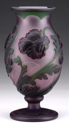 E. Michel antique vase - OMG this is beautiful!