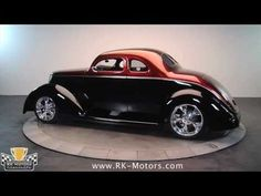 132195 / 1937 Ford 5-Window Coupe