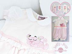 Monnalisa baby uit de Pink Panther serie