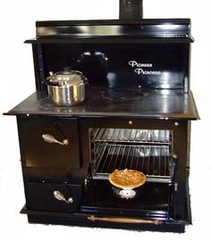 Pioneer Princess w/ Side Reservoir - $2,600; Pioneer Princess w/ Rear Reservoir - $2,725; Warming Oven for Princess - $265; $2695.00 - $2995.00 @ lehmans.com