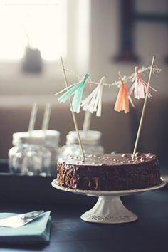 beatehemsborg: firkløverkake | bilde på trykk Deserts, Favorite Recipes, Sugar, Baking, Creative, Food, Cakes, Desserts, Pictures