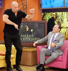 Vin Diesel Makes First Appearance After Shirtless Miami Photos