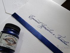 Caligrafia Artística: Sugestões para evitar a cor prata sobre o branco