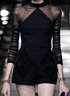PARIS FASHION WEEK | La Beℓℓe ℳystère | Balenciaga S/S 2015