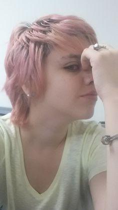 ~cotton pink #maruhair #hair #pink #cotton