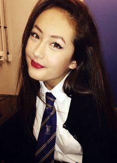 Dresed In New School Uniform | Karla | Flickr