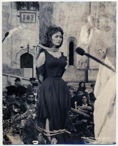 extranuance:  Taras Bulba (1962) Ilka Windish