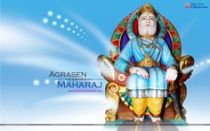 Free Agrasen Maharaj Wallpapers, Images, Photos Download