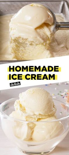 You Can Make The Best Ice Cream Ever At HomeDelish Delicious Desserts, Dessert Recipes, Yummy Food, Healthy Food, Healthy Rice, Healthy Recipes, Rice Recipes, Healthy Meals, Salad Recipes