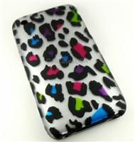 FOR APPLE IPHONE 3G 3GS PURPLE GREEN LEOPARD HARD COVER CASE PHONE ACCESSORIES | eBay