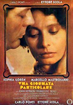 Um Dia Muito Especial (Una giornata particolare), 1977.