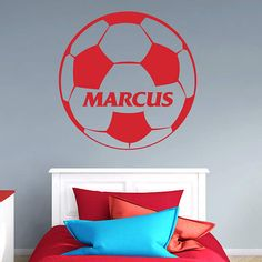 Soccer Personalized Name
