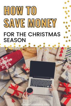 Looking for easy ways to save money this christmas season? What you need to consider before spending money on gifts, food, decorations, and other Christmas expenses. How to save your money during the expensive christmas season. The top tips to saving money each week to help you pay for Christmastime! Ways To Save Money, Money Tips, Money Saving Tips, Weekly Savings Plan, Frugal Christmas, Food Decorations, Money Problems, Making A Budget, Budgeting Worksheets