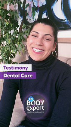 Today, find Ekbal's testimony. She came from France to have 27 zirconia crowns fitted and we love the result! 💜 For more information, please contact us !. #Bodyexpert #Testimony #BeforeAfter #SmilePerfect #ImplantsDental #DentalCrowns #TestimonyDentalCare #PerfectTeeth #MedicalTourism #DentalCare #DentalClinics #Turkey #Istanbul #Hollywoodsmile #Emax Implants Dentaires, Dental Implants, Medical Care, Dental Care, Turkey Tourism, Perfect Teeth, Dental Crowns, Teeth Care, Hair Transplant