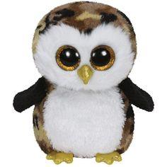 5166d6d499b Ty Beanie Boos Owliver the Camo Owl Medium Plush Ty Beanies