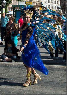 Samba Carnaval Helsinki 2013 Samba, Helsinki, Carnival