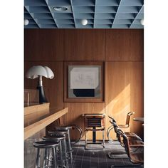 Vogue Living, Conference Room, Beautiful Homes, Table, Modern Retro, Crystals, Space, Furniture, Child