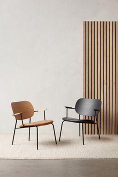 Cool Furniture, Furniture Design, Diy Furniture Projects, Diy Projects, Interior Styling, Interior Design, Lounge Chair Design, Ad Hoc, Danish Design