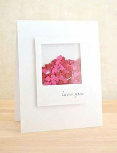 25 Easy Diy Valentine S Day Cards D I Y Pinterest Valentines